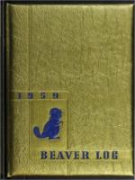 1959 Buena Vista University Yearbook