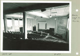Classroom auditorium in Chemistry-Botany-Pharmacy Building, The University of Iowa, September 1957