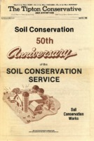 Annual Report and 50 year anniversary conservation issue, 1984