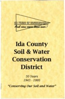 Ida County Soil and Water Conservation District fifty year anniversary