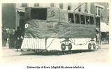 Engineers' parade, The University of Iowa, 1916