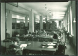 Education-Philosophy-Psychology Library at Seashore Hall, The University of Iowa, March 1930