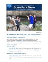 State Park News