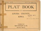 Plat book of Louisa County, Iowa