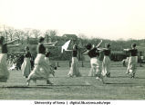 Dance performance for Mother's Day, The University of Iowa, April 30, 1938