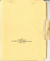 Cass County Soil Conservation District Annual Report - 1994
