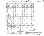 Iowa land survey map of t090n, r013w