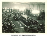 Midyear commencement at the Iowa Memorial Union, The University of Iowa, 1931
