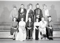MHS Operetta Cast 1940