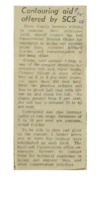 1968 - Contouring Aid Offered by SCS