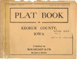 Plat book of Keokuk County, Iowa