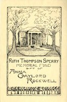 Wood Memorial Library Bookplate