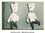Majors Banquet performance, The University of Iowa, May 1953