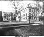 Zoology Building, The University of Iowa, 1907
