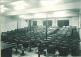 Lecture hall, The University of Iowa, 1930s?
