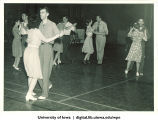 Couples dancing, The University of Iowa, 1930s
