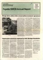 Annual Report, 2000