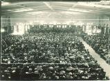 University orchestra concert in Main Lounge of Iowa Memorial Union, The University of Iowa, 1920s