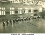Gym class, The University of Iowa, 1931