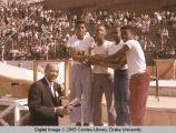 Drake Relays, 1959, Jesse Owens
