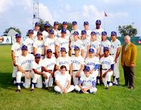 Clinton Pilots Baseball Club 1970