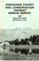 1967 Poweshiek County Soil and Water Conservation District Annual Report