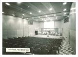 Shambaugh Auditorium, the University of Iowa, 1970