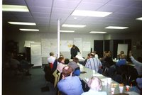West Lake stakeholder meeting