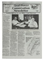 Quad-District Conservation Newsletter; Vol. 3, no. 1 (1998, Spring).