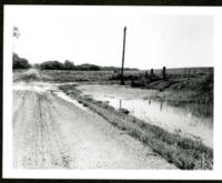 Soil Erosion on Wayne Olsen's Farm