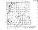 Iowa land survey map of t081n, r044w