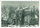 Calvin Hall, The University of Iowa, 1970s
