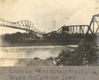 Clinton Iowa Railroad & Bridge