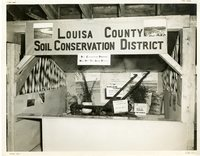 Louisa County Soil Conservation District Stand