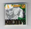 Homecoming badge, October 16, 1993