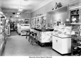 Mott's Drug Store, Iowa City, Iowa, March 1947