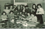 Handicraft Club, The University of Iowa, March 1941