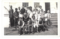 1935 Elementary Class of Shuler Mining Camp