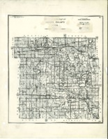 Official Road Map Of Hardin County, Iowa