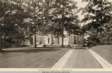 37th Street, H.C. Wallace Residence