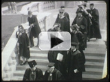 Commencement, The University of Iowa, 1933-1934