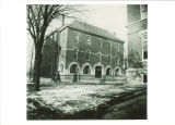 Exterior of the Old Dental Building, The University of Iowa, 1900s