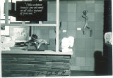 Art displayed in the Art Building, the University of Iowa, May 1950