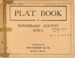 Plat book of Winnebago County, Iowa