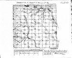 Iowa land survey map of t090n, r031w