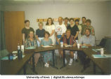 Physical education faculty and staff, The University of Iowa, August 1997