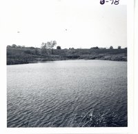Tom Nielsen pond, 1970