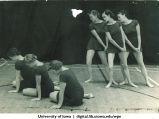 Dancers, The University of Iowa, 1938