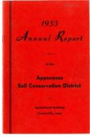 Annual report, 1953.