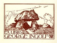 George Ingolf Bookplate
